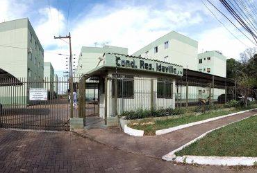 Apartamento 2 Quartos, com Portaria 24h, Salão de Festas, no Jd. Iguaçu!