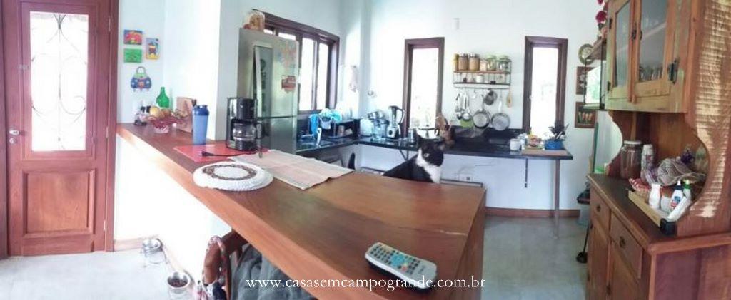 Barra de Guaratiba – Casa Duplex 4 Quartos/2 Suítes – 175m2 (Terreno: 1.350m2) – Vista Restinga