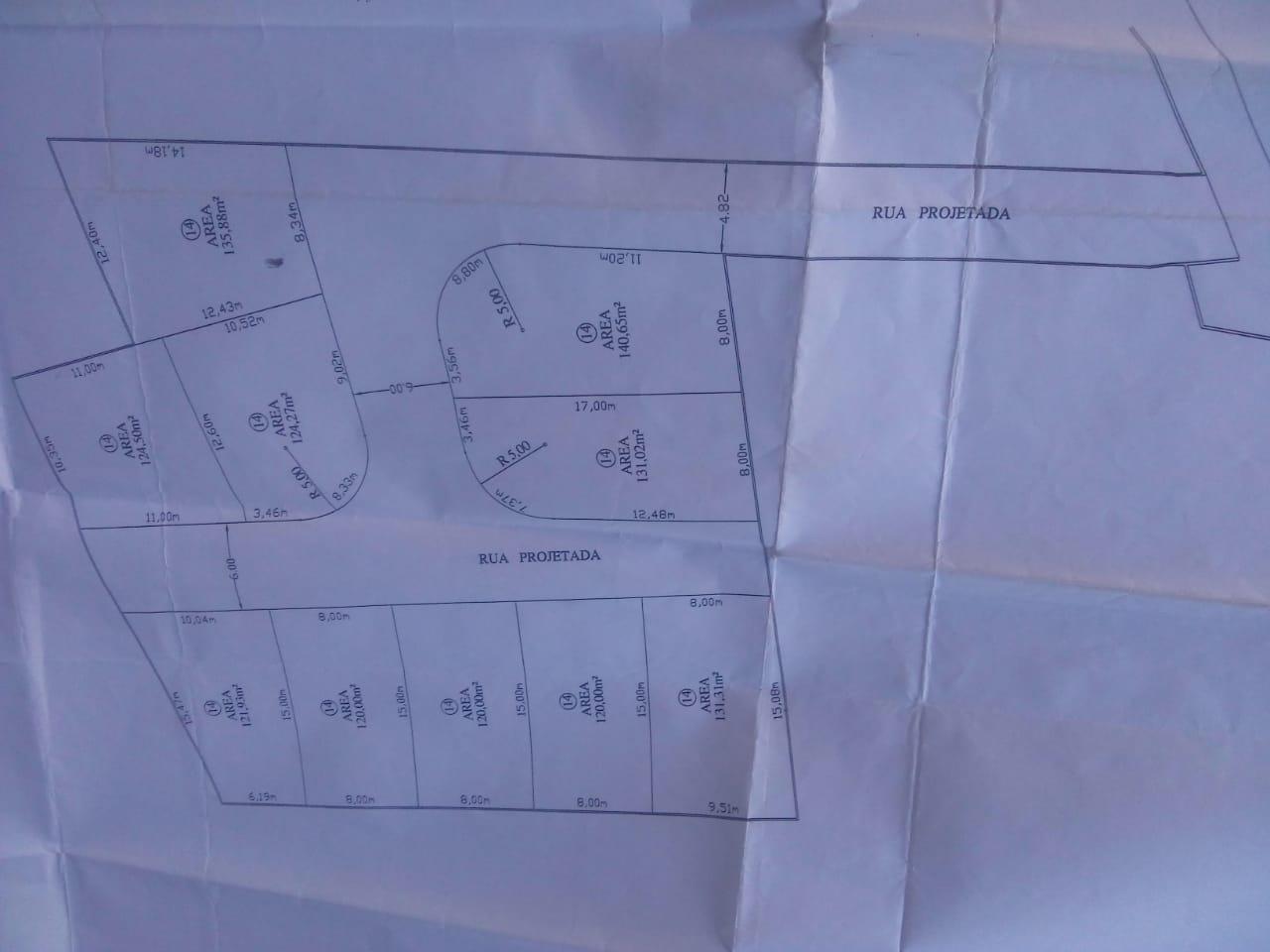 ÁREA COM 2000 m2  CAMPO GRANDE.