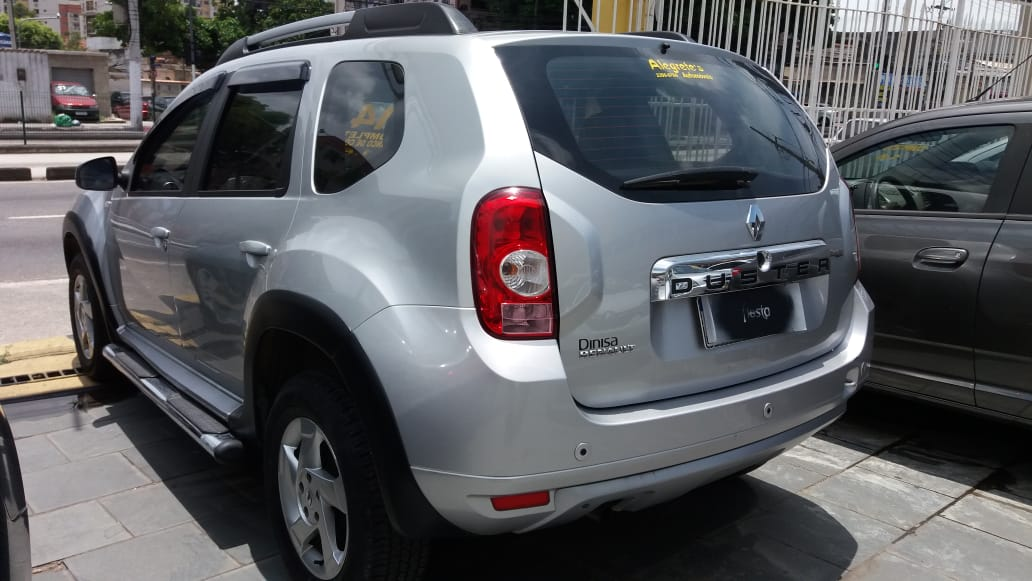 duster 2014 dynamique 1.6 completo