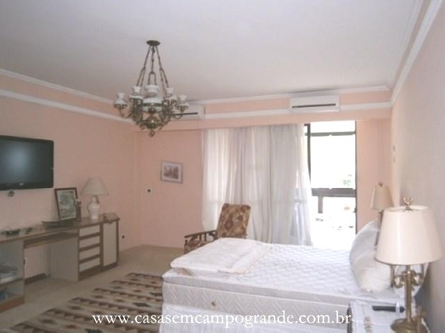 Campo Grande – Cobertura 4 Suítes (1 Master) – 300m2 – Piscina/Área Gourmet – Docs OK