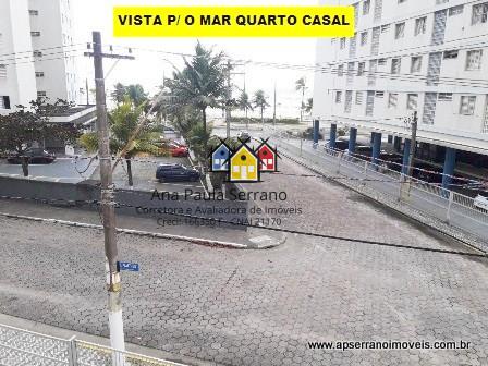 Apto 02 dts – mobiliado – Ocian – Praia Grande