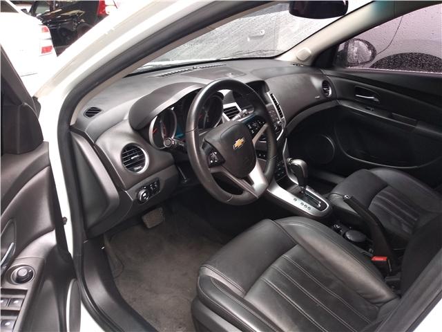 CHEVROLET CRUZE 1.8 LT 16V FLEX 4P AUTOMÁTICO 2013