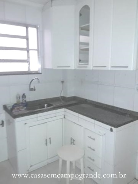 Campo Grande – Vitor Alves – Apt 3 Quartos/1 Suíte – 70m2 – Vazio – Aceita Carta/FGTS