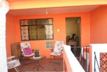 Campo Grande – São Jorge – Casa 2 Quartos (+ Anexo com 1 Quarto-Sala) – 110m2 – 1 Vaga – Aceita Carta/FGTS