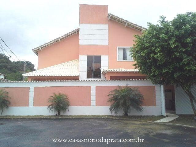 Campo Grande – Rio da Prata – Casa Duplex 3 Quartos/1 Suíte – 170m2 – Bom Condomínio
