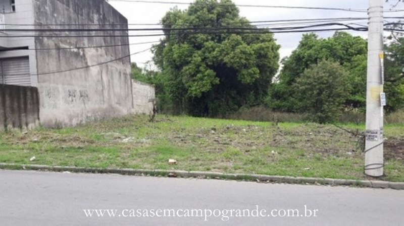 Campo Grande – Bairro Silvestre – Terreno com 225m2 (9×25) – Esquina com Mendanha – RGI