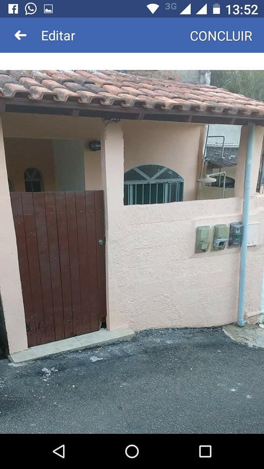 Vendo uma casa em garatucaia