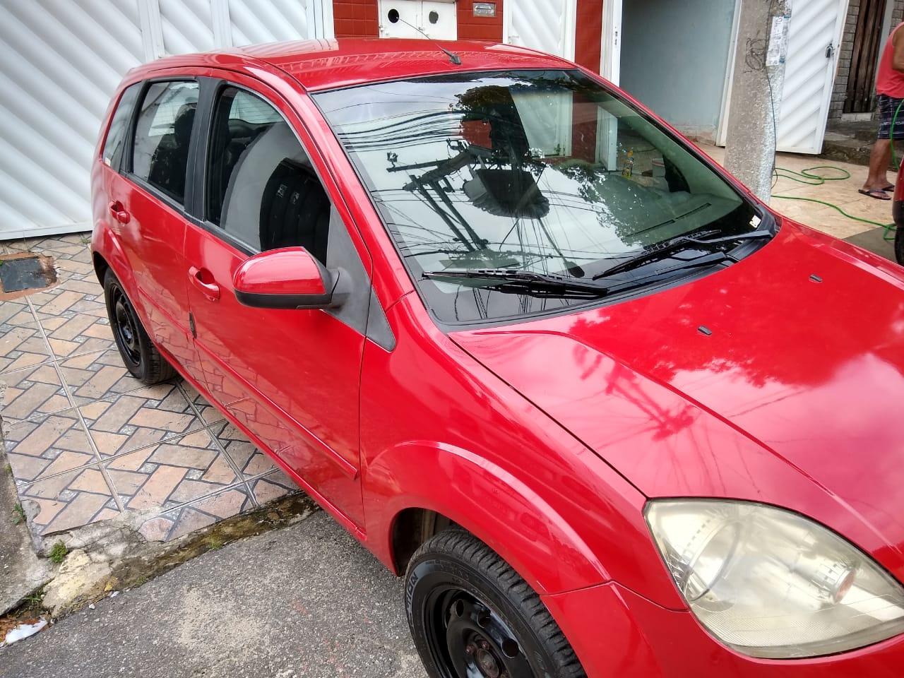Fiesta Zetec Rocam 2003