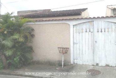 Campo Grande – Brito 2 – Casa Linear 2 Quartos – 65m2 – 2 Vagas – Aceita Carta/FGTS