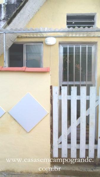 Campo Grande – Casa Linear Térrea 1 Quarto/Sala Toda Reformada Próxima ao Park Shopping