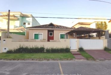 Campo Grande – Rio da Prata – Mansões – Casa Linear 4 Quartos/1 Suíte – 180m2 – 3 Vagas
