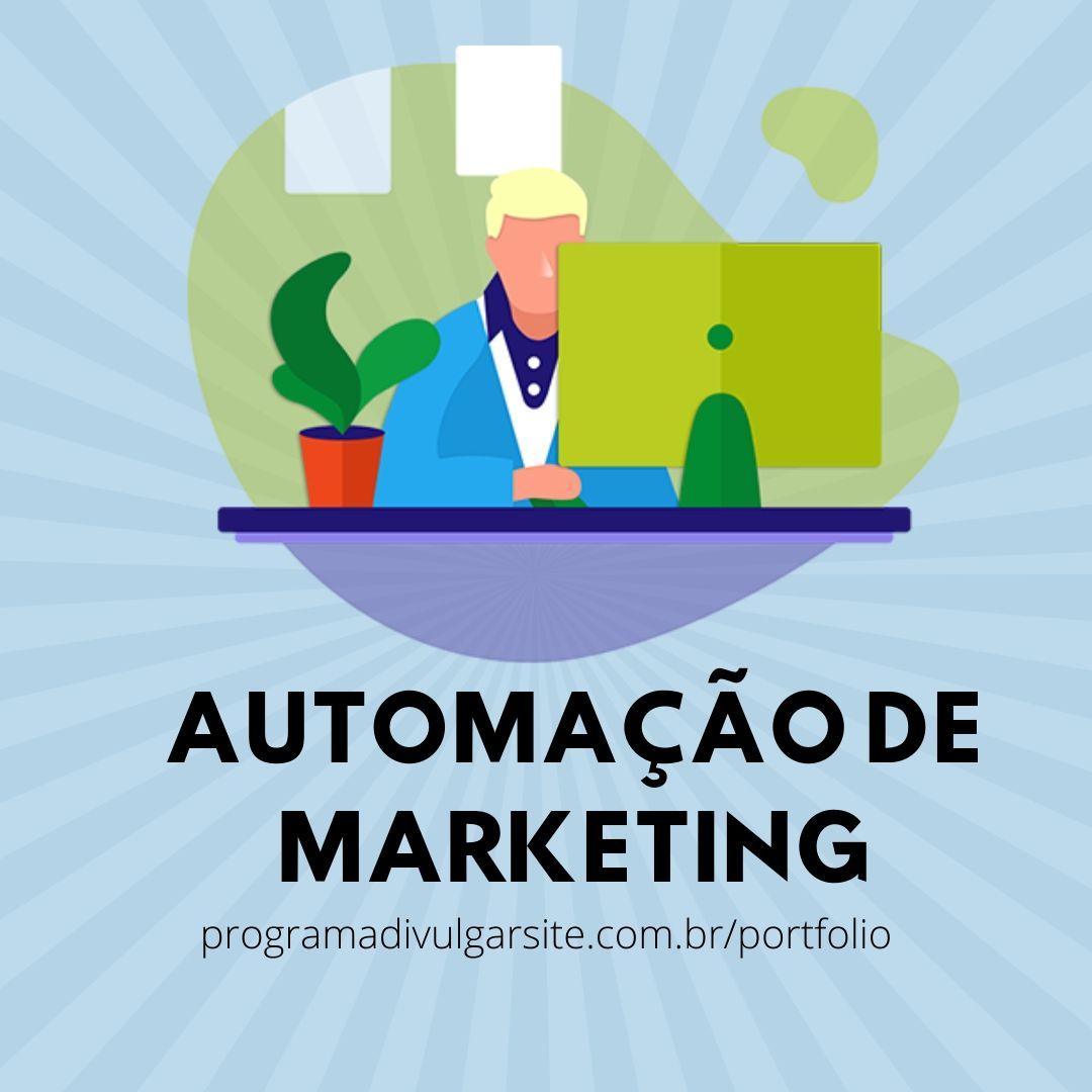 Automação de Marketing online