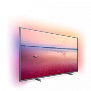 "Smart Tv Led Ambilight 65"" Philips 65pug6794/78 Ultra Hd 4k Com Conve"
