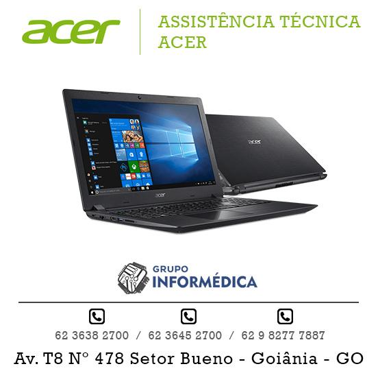 ASSISTENCIA TECNICA ACER GOIAS