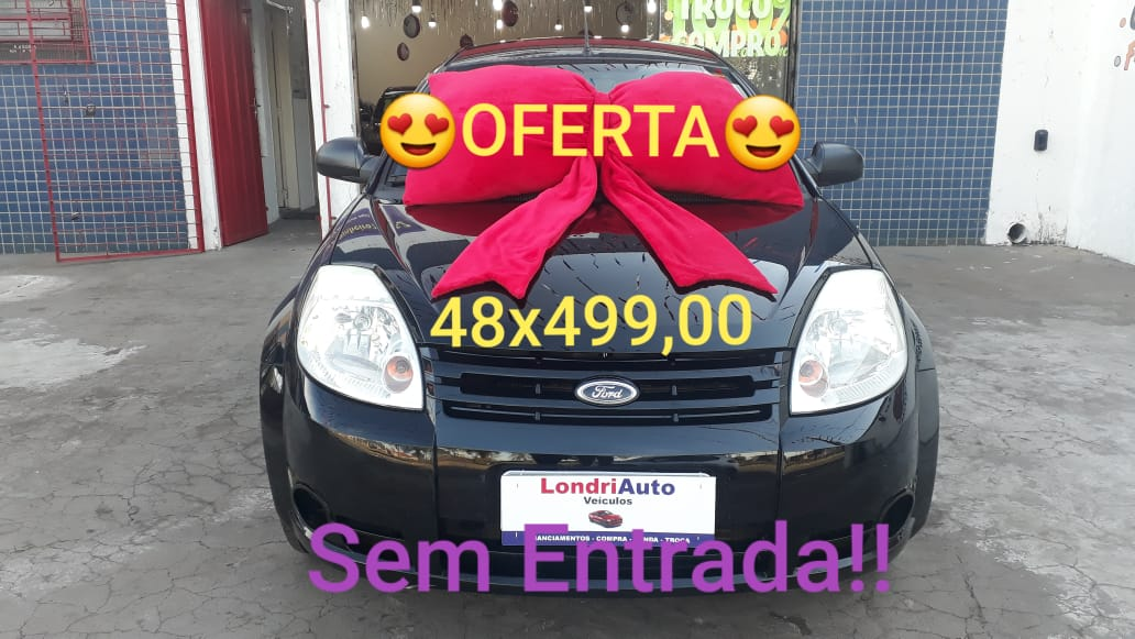 Ford Ka 2009 financia 100%