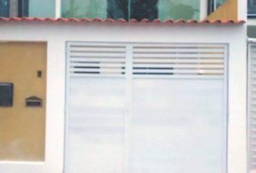 Campo Grande – Brito 1 – Casa Duplex Nova 2 Suítes – 80m2 – 1 Vaga – Aceita Carta/FGTS