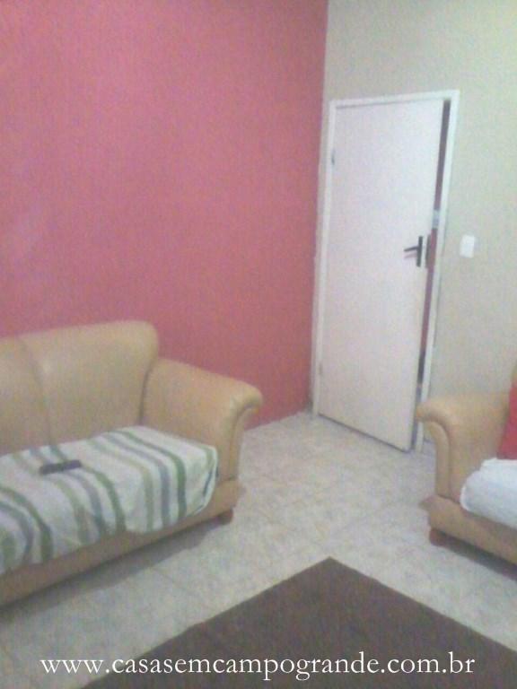 Campo Grande – Caboclos – Casa Linear 1 Quarto e Sala – 50m2 – 1 Vaga – Próximo à Cachamorra