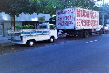 MUDANÇAS FRETES RJ –TIJUCA GRAJAÚ – 2571-2031 /99734-5337