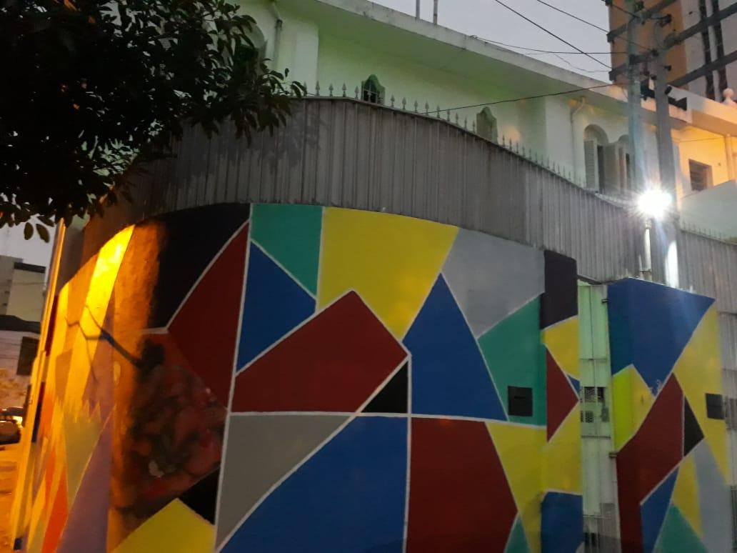 Hospedaria com vagas para homens e mulheres próximo do metro São Joaquim