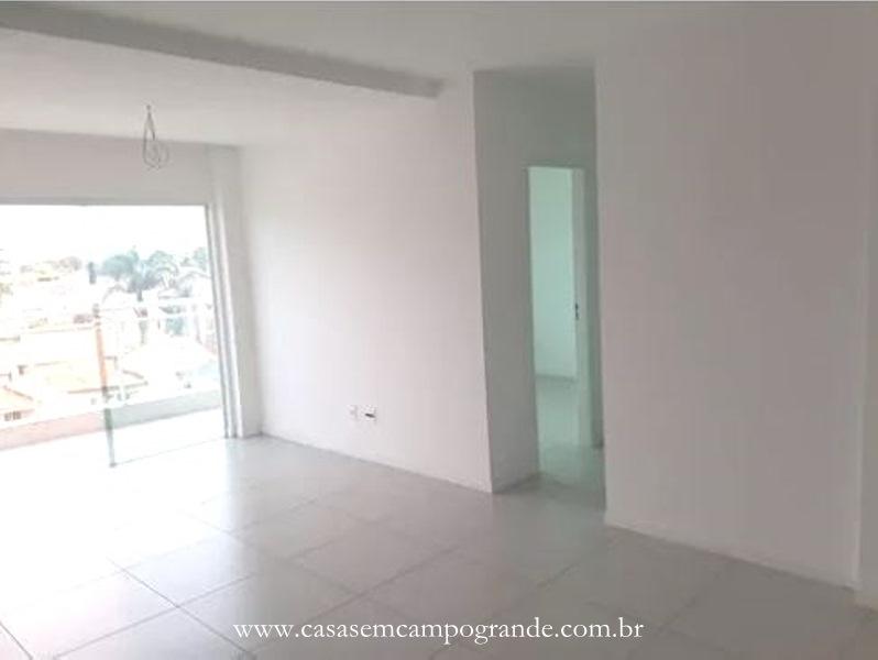 Campo Grande – Residencial Flora – Apt 2 Quartos/ 1 Suíte – Novo – 82m2 – 1 Vaga – Infra – Docs OK
