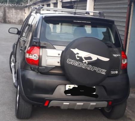 vendo crossfox 2009/2010