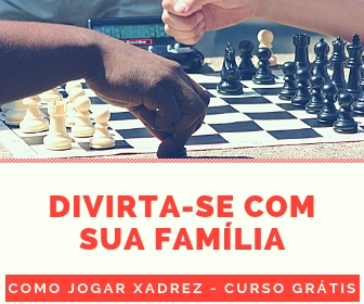 Público ESTUDANTES / CONCURSOS / PROFISSIONAIS que NÃO Sabe Jogar Xadrez.