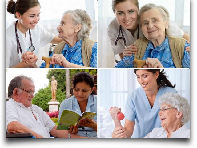 curso de cuidador de idosos domiciliar/hospitalar + técnicas de massoterapia