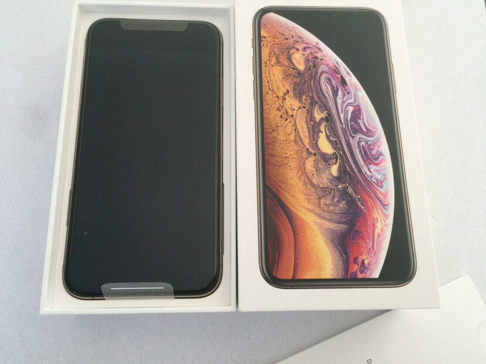 iPhone XS 64GB Gold NOVO nunca usado (Desbloqueado) (Estoque da AU) (garantia total da Apple)