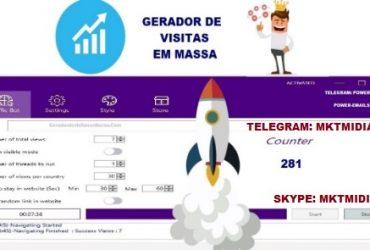 Gerador Trafego De Visitas Em Massa Sites Blogs 2020
