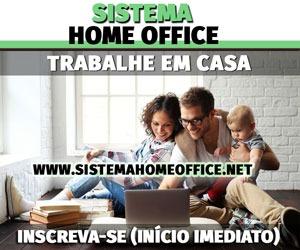 Trabalhe em casa e Ganhe R$ 1.500 por mês