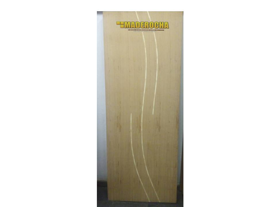 Porta Frisada folha de angelim (de 80/70 ou 60cm)
