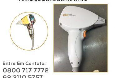 0800 717 7772 MANUTENÇÃO DAS PONTEIRAS LIGHTSHEER BRASIL