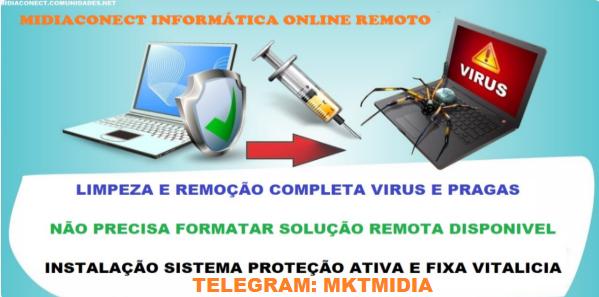 Assistência Técnica Informática Remoto
