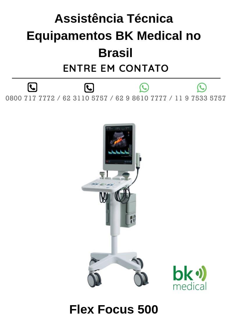 BK MEDICAL ASSISTENCIA TECNICA BK MEDICAL BRASIL