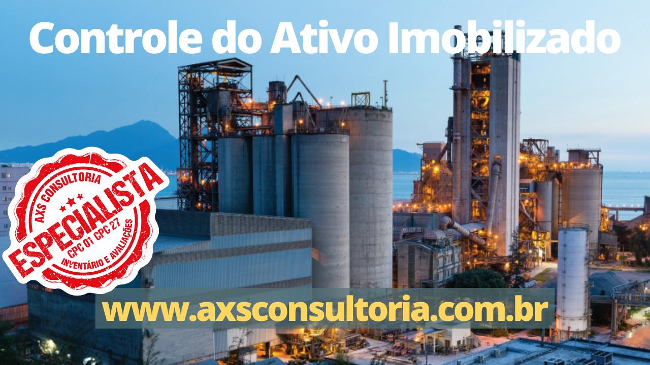 Ativo Imobilizado – implantação e atualização do Controle Patrimonial – em todo o Brasil!
