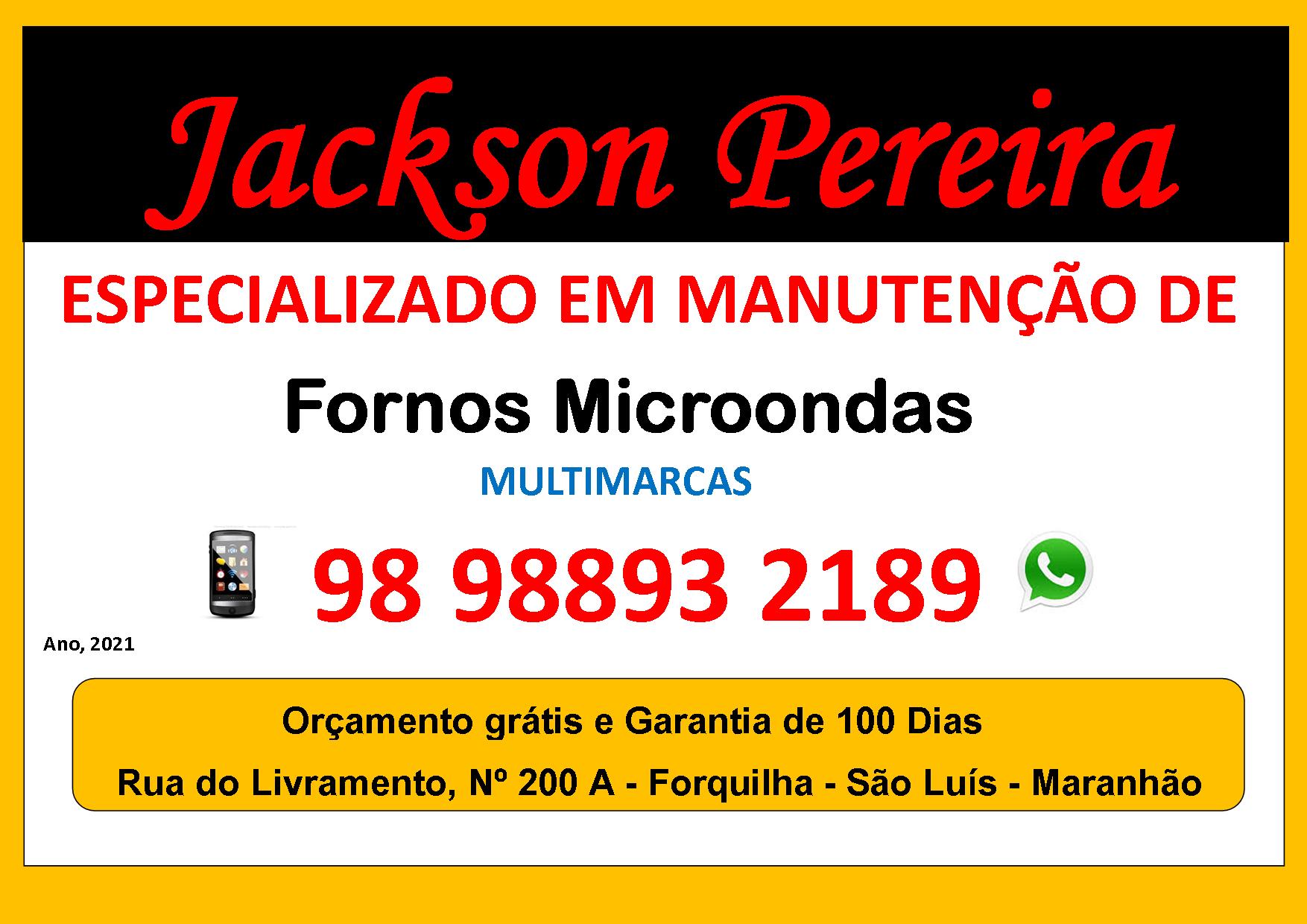 Conserto de Microondas em São Luis maranhão