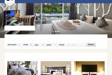Site para Hotéis, Motéis e Pousadas na Internet com Aplicativo