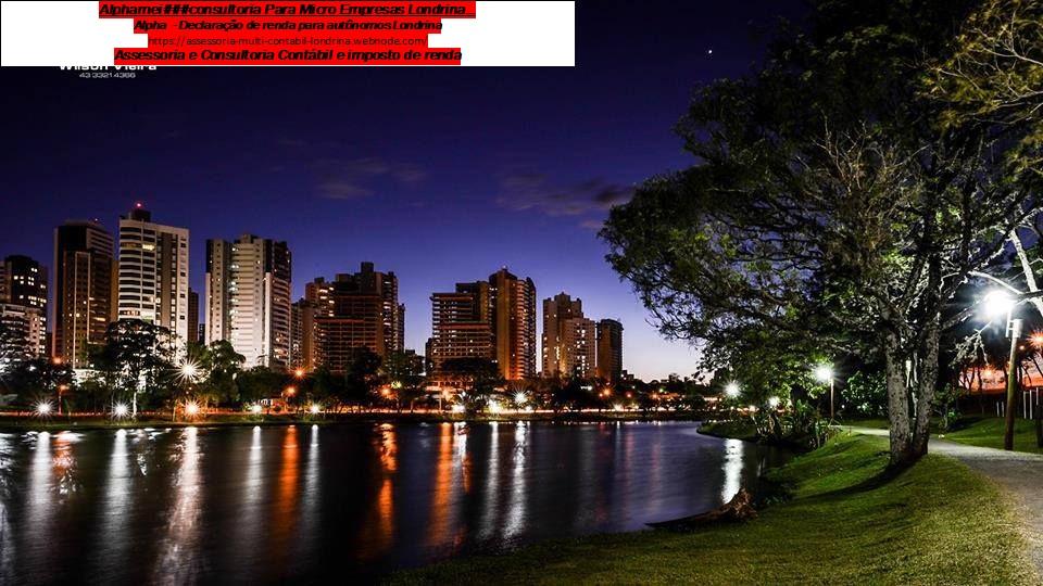 Declaração de Imposto de Renda 2021 em Vilabrasil Londrina
