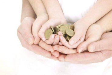 Assistência financeira a pessoas físicas