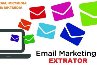 Extrator De Email Marketing Leads txt