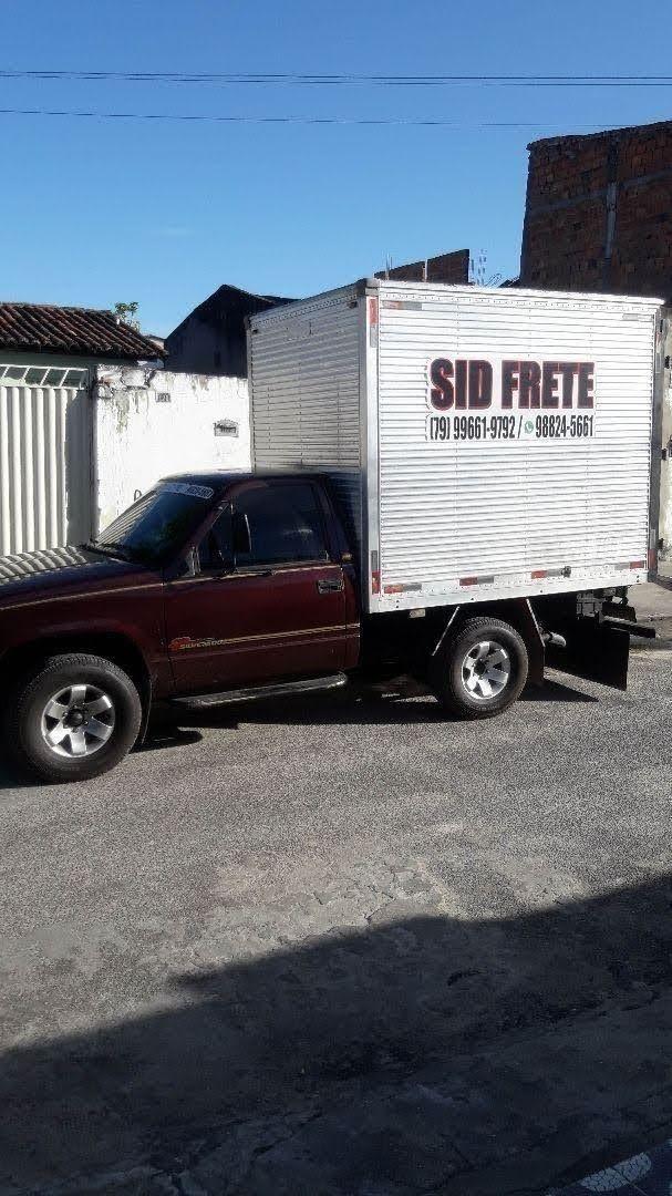 Frete mudança caminhão baú