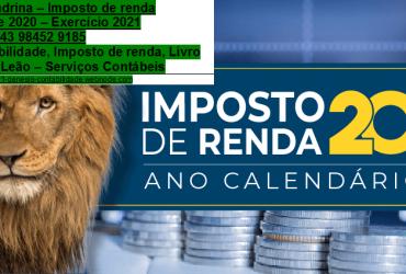 Day Trade – Assessoria e Contabilidade Tributária Londrina Estão obrigados declarar