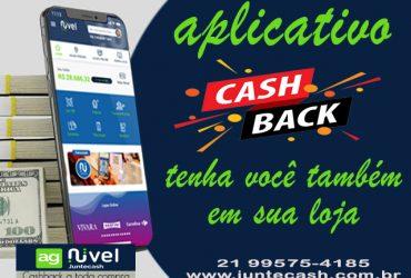 cashback aplicativo