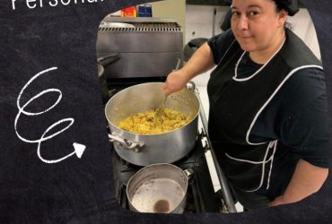 Promoção Eliane cozinheira de marmitas congeladas delivery