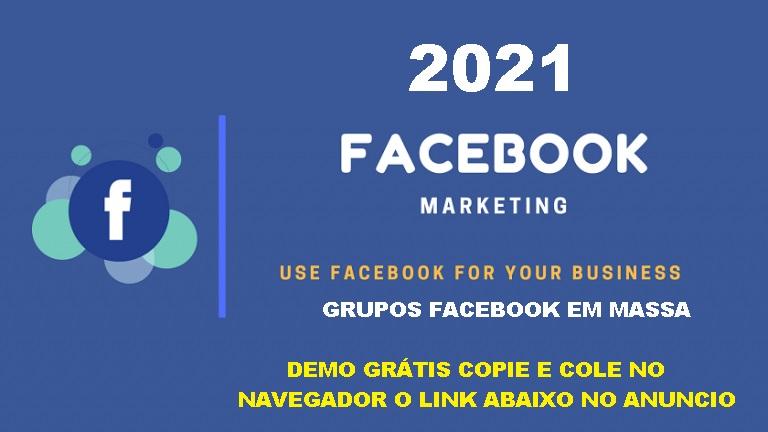 Software Envios Em Massa Facebook Grupos Automatizado