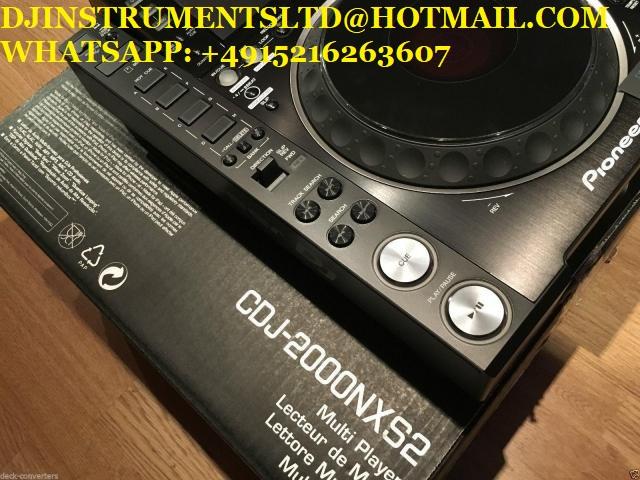Vender Pioneer DJ 2x Pioneer Cdj-2000Nxs2 & Djm-900Nxs2 + Pioneer Hdj-x10-k+ Flightcases Dj Package