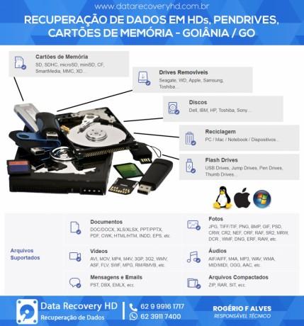 RECUPERAÇÃO DADOS HD GOIANIA-RECUPERAÇÃO ARQUIVOS-HD GOIÁS