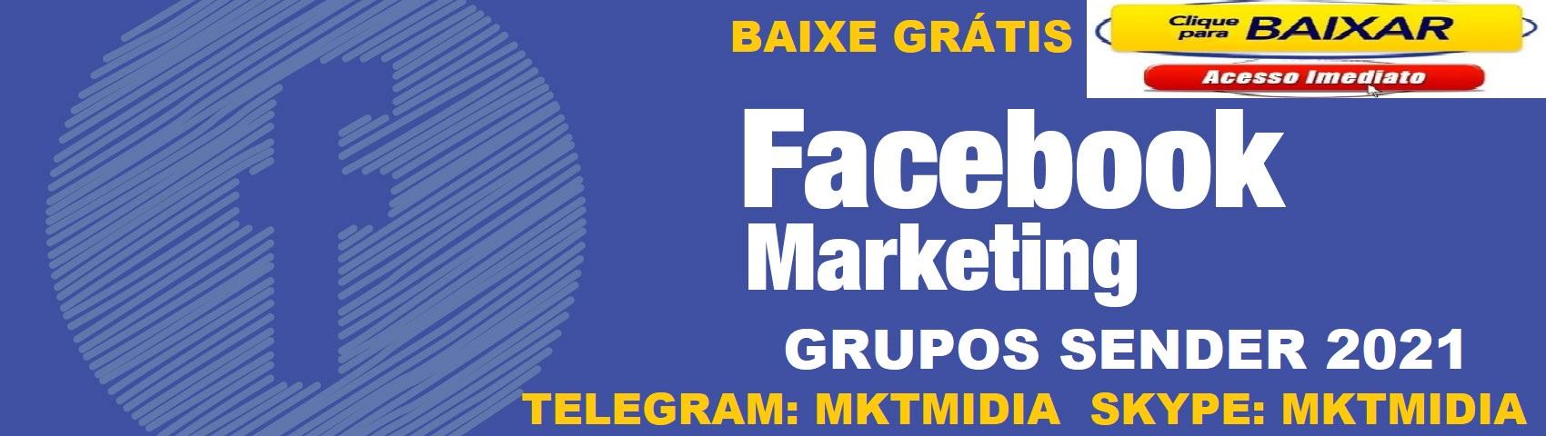Software Envie Mensagem No Facebook Grupos 2021 – Download Gratuito