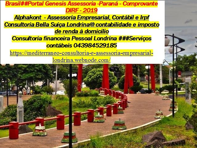Contabilidade   Imposto de renda  auditoria  – Guaravera Distrito Lond